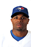Dunedin, FL - March 02: Toronto Blue Jays Photo Day - Mike McCoy Photographic Print by Jonathan Ferrey