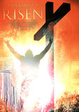 Jesus Christ Is Risen (Romans 14:9) Art Poster Print Photo