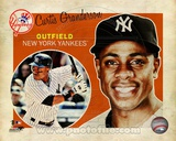 Curtis Granderson 2012 Studio Plus Photo