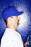 Port St. Lucie, FL - March 02: New York Mets Photo Day - Jason Bay Photographic Print by Marc Serota