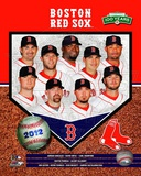 Boston Red Sox 2012 Team Composite Photographie
