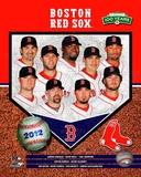 Boston Red Sox 2012 Team Composite Photo