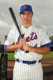 Port St. Lucie, FL - March 02: New York Mets Photo Day - David Wright Photographic Print by Marc Serota