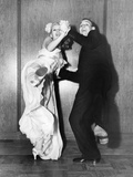 Dancing Couple at the &#39;College Swing&#39;, 1937 Photographic Print by Scherl 
