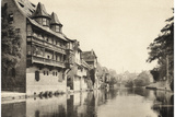Pegnitz Bank in Nuremberg, 1907 Photographic Print by  Scherl