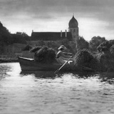 Fraueninsel in Chiemsee, 1906 Photographic Print by  Scherl