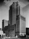 Opera Building in Chicago, 1933 Photographic Print by  Scherl