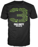 Call of Duty 3 - Logo T-shirts