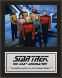 Star Trek - Group shot Art