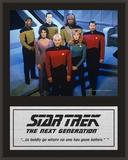 Star Trek - Group shot Art