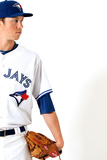 Dunedin, FL - March 02: Toronto Blue Jays Photo Day - Travis Snider Photographic Print by Jonathan Ferrey