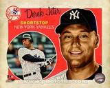 Derek Jeter 2012 Studio Plus Photo