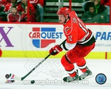Eric Staal 2011-12 Action Photo