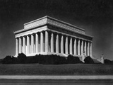 Lincoln Memorial in Washington, 1928 Photographic Print by  Scherl