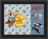 Mighty Mouse - Vintage Prints