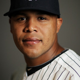 Tampa, FL - February 27: New York Yankees Photo Day - Russell Martin Photographic Print by Nick Laham