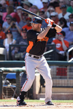 Surprise, AZ - March 12: San Francisco Giants v Kansas City Royals - Ned Yost Photographic Print by Christian Petersen