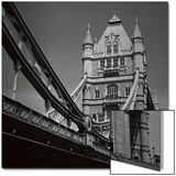 London Tower Bridge Art by Butcher