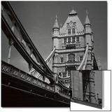 London Tower Bridge Metal Print by  Butcher