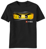 Youth: Lego Ninjago - Black Out T-Shirt