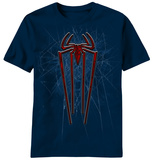 Youth: The Amazing Spider-Man - Big Bug Tshirts
