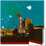Motel Prints by Olukman