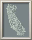 California I Posters