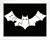 Bite Me Bat Art