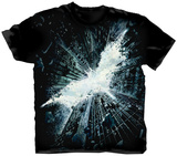 The Dark Knight Rises - Movie Poster Logo T-Shirts