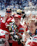 Al Unser Jr Celebration at Indy Foto