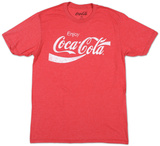 Coca-Cola - Coke Classic Tshirts