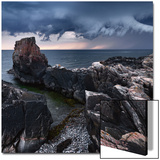 Approaching Storm Prints by  Strand