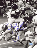 Joe Morris Syracuse Autographed Photo (Hand Signed Collectable) Photographie