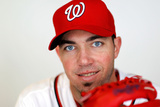 Viera, FL - February 28: Washington Nationals Photo Day - Jayson Werth Photographic Print by Mike Ehrmann