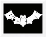 Bite Me Bat Prints