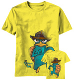 Phineas and Ferb - Chase Your Tail T-Shirts