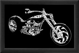 Custom Chopper Prints