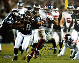 Tiki Barber Last Playoff Game 16x20 Photo