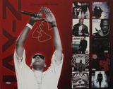 Jay Z Discography Autographed Music Photo (Hand Signed Collectable) Fotografía