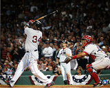David Ortiz 2004 ALDS Walk Off Home Run Photographie