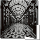 Passage de Princes, Paris Prints by Butcher 