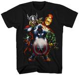 Marvel - Soldiers Revenge T-skjorter