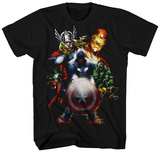 Marvel - Soldiers Revenge Shirts