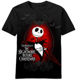 Nightmare Before Christmas - Dark Love Tシャツ