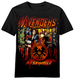 Youth: The Avengers - Primed and Ready T-Shirts