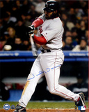 Johnny Damon 2004 ALCS Game 7 2nd HR graph Photo