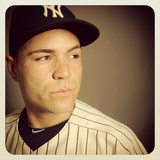 Tampa, FL - February 27: New York Yankees Photo Day - Ramiro Pena Photographic Print by Nick Laham