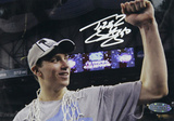 Tyler Hansbrough Fist Pump Photo
