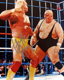 Hulk Hogan vs. King Kong Bundy Photo Photo