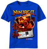 Youth: Lego Ninjago - Red Card T-Shirts